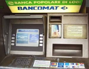 Italian ATM Machine