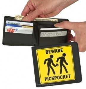 France – Pickpocket Scams in Paris – Transportation